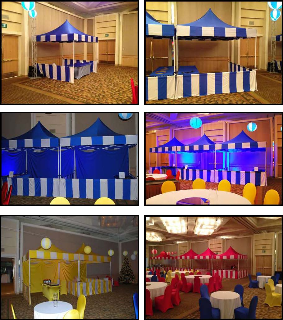 Props & Products PopUp Canopies